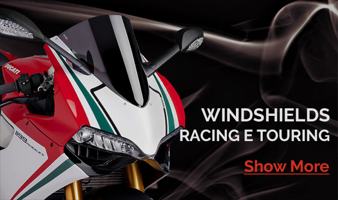 sale of motorcycle windishields