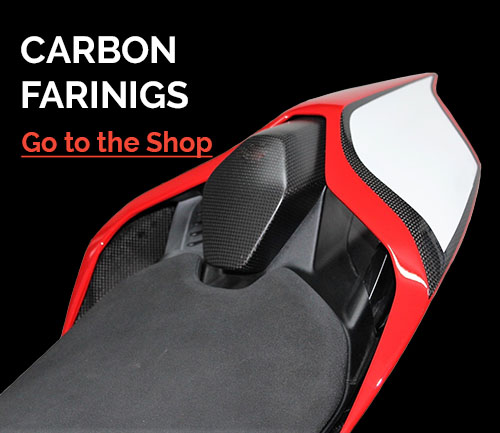 sale of carbon fairings for motorcycles